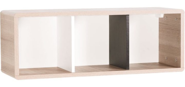 etagere murale chambre ado pi ti li. Black Bedroom Furniture Sets. Home Design Ideas