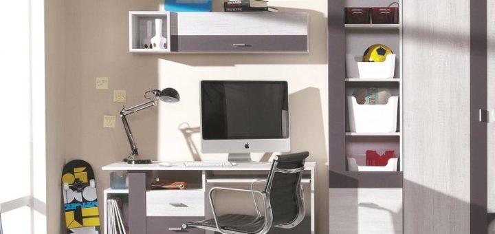 meuble chambre ado pi ti li. Black Bedroom Furniture Sets. Home Design Ideas