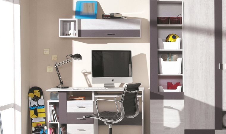 couleur chambre ado fille 13 ans pi ti li. Black Bedroom Furniture Sets. Home Design Ideas