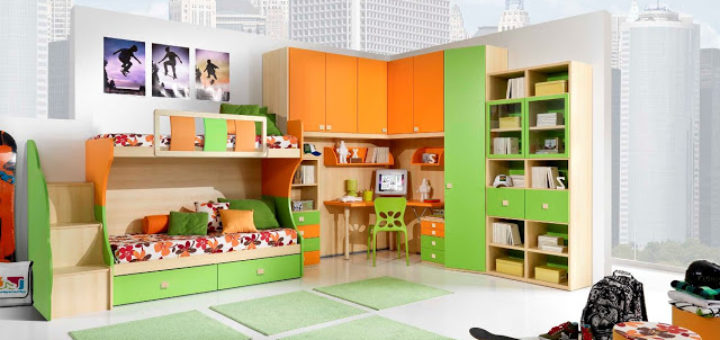chambre ado fille 16 ans moderne pi ti li. Black Bedroom Furniture Sets. Home Design Ideas