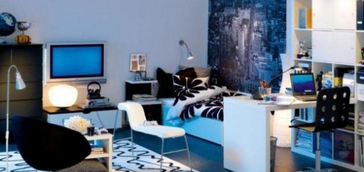 deco chambre ado garcon pi ti li. Black Bedroom Furniture Sets. Home Design Ideas