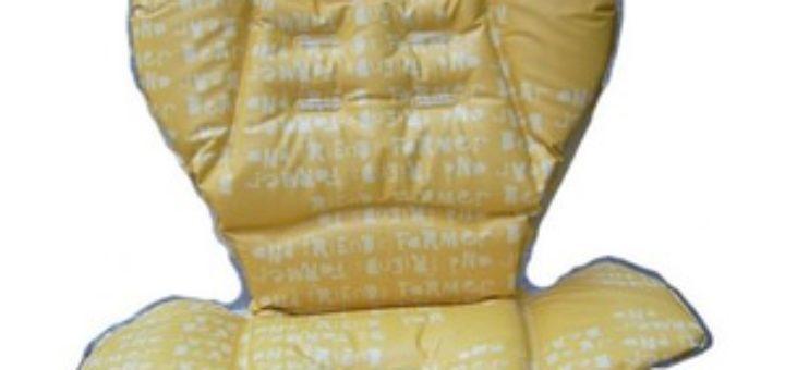 coussin chaise haute chicco pi ti li. Black Bedroom Furniture Sets. Home Design Ideas