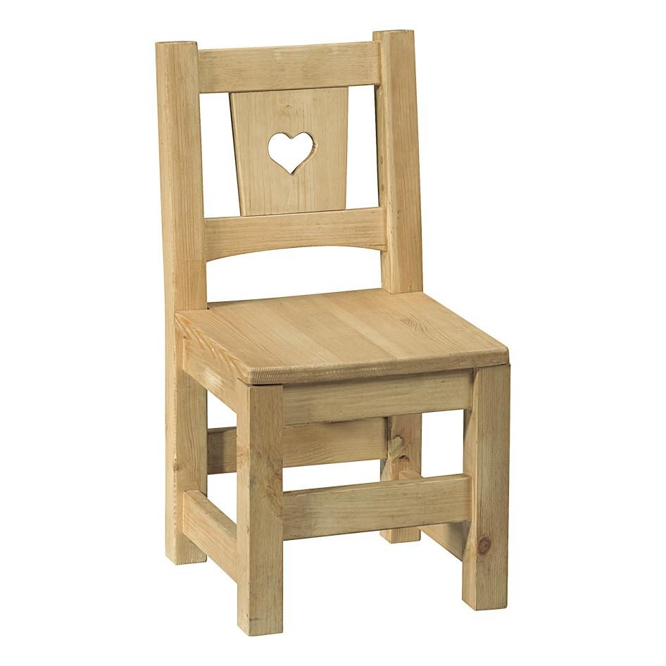 petite chaise enfant en bois pi ti li. Black Bedroom Furniture Sets. Home Design Ideas