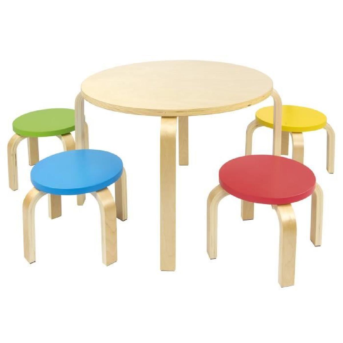 Table chaise enfant pas cher pi ti li - Table chaise enfant ikea ...