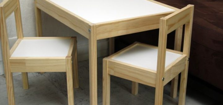 table et chaise pour enfant ikea pi ti li. Black Bedroom Furniture Sets. Home Design Ideas