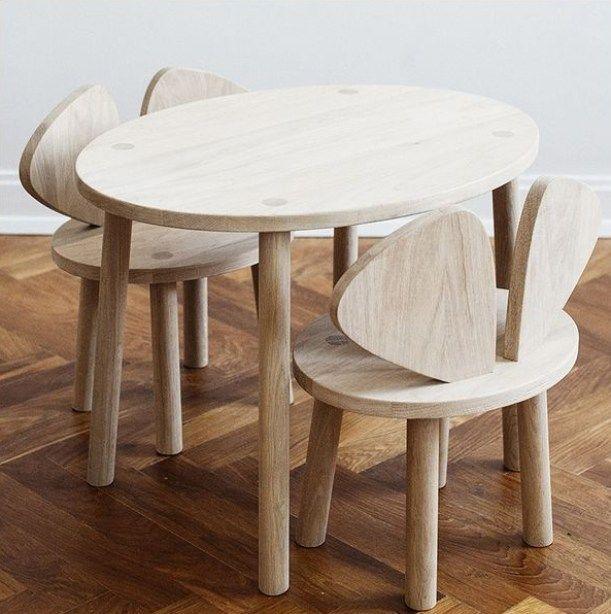 table vintage enfant pi ti li. Black Bedroom Furniture Sets. Home Design Ideas