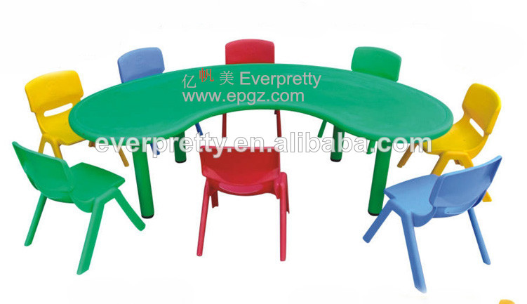 table chaise enfant plastique pi ti li. Black Bedroom Furniture Sets. Home Design Ideas