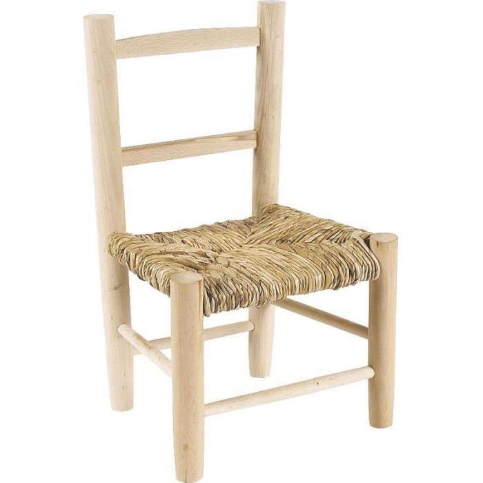 petite chaise en bois pour b b pi ti li. Black Bedroom Furniture Sets. Home Design Ideas