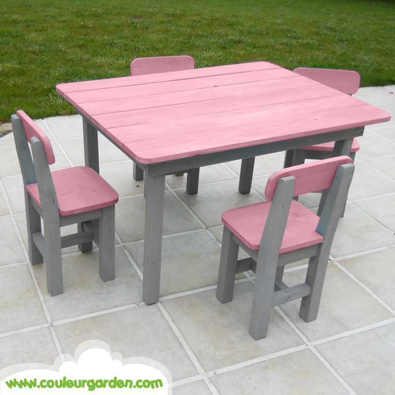 Table Enfant Dessin