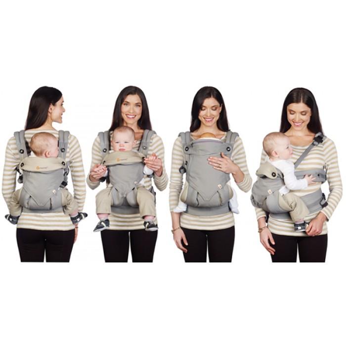 e383cce8cc8 Voici la sélection d écharpe de portage bébé pour vous     . Porte bebe ergo