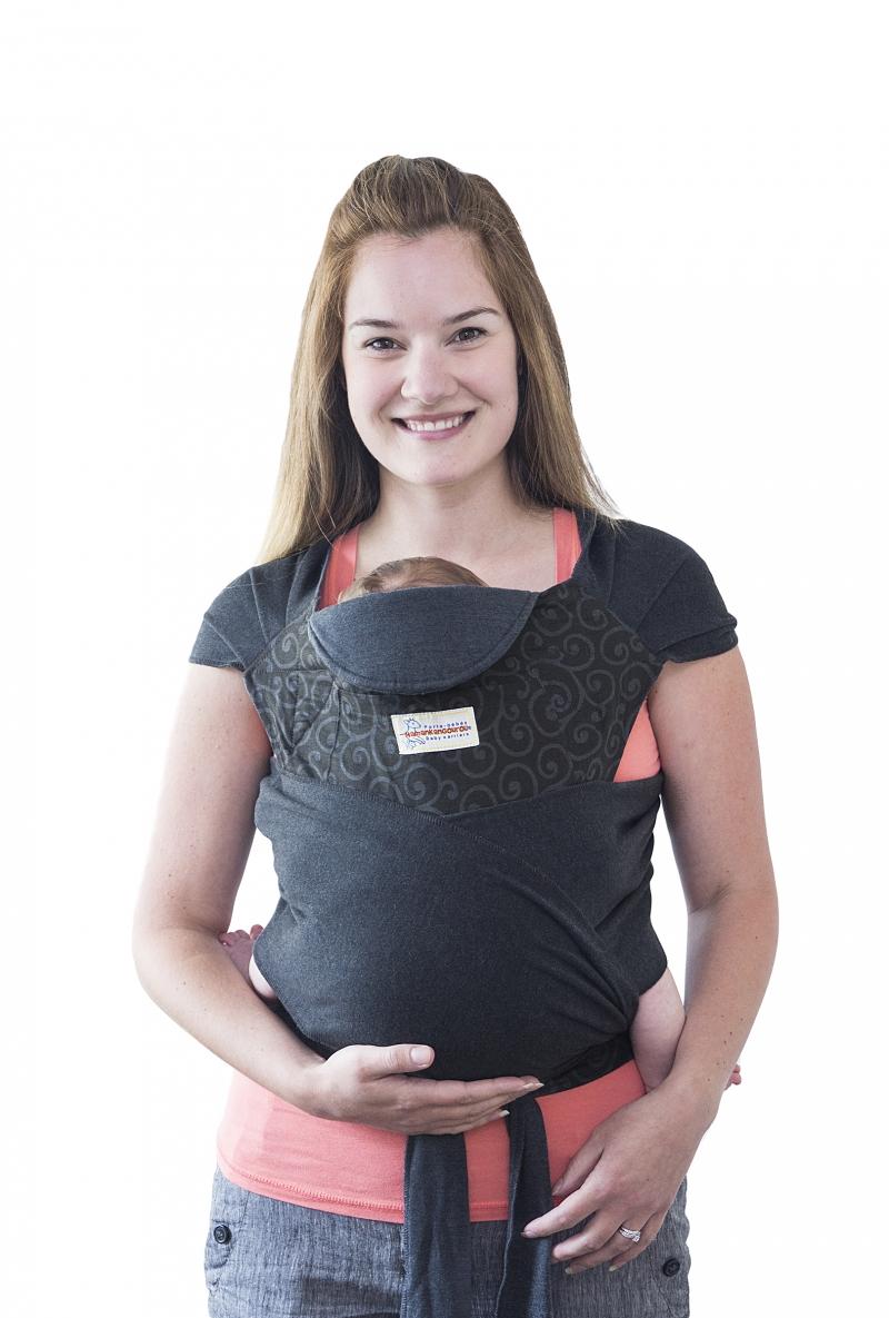 Voici la sélection d écharpe de portage bébé pour vous     . Porte bébé  kangourou 9e0081752a9b