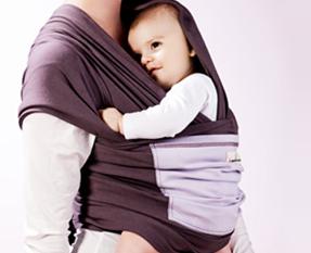 Tissu pour porter bébé - pi ti li
