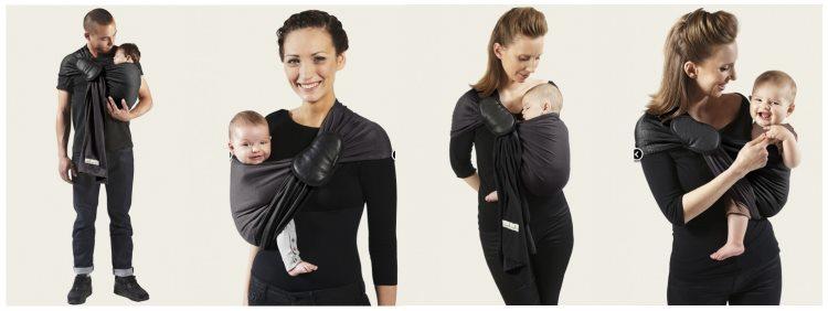 Voici la sélection d écharpe de portage bébé pour vous      15b16bf0b11
