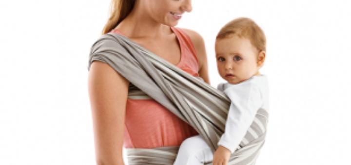 e3b75445e28 Voici la sélection d écharpe de portage bébé pour vous     . Echarpe de portage  vertbaudet
