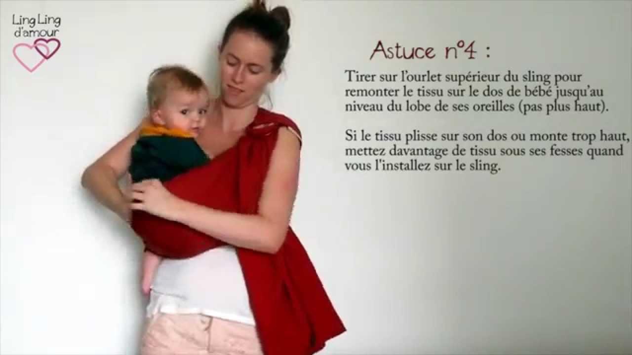 Echarpe de portage bebe 6 mois - pi ti li 60eb1c2723a