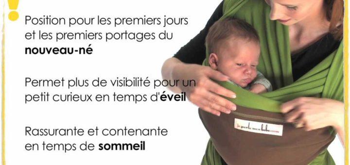704d36acf6b Voici la sélection d écharpe de portage bébé pour vous
