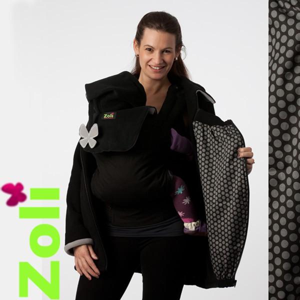 Manteau porte bébé pas cher - pi ti li