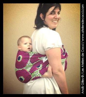 5db342460fe Voici la sélection d écharpe de portage bébé pour vous