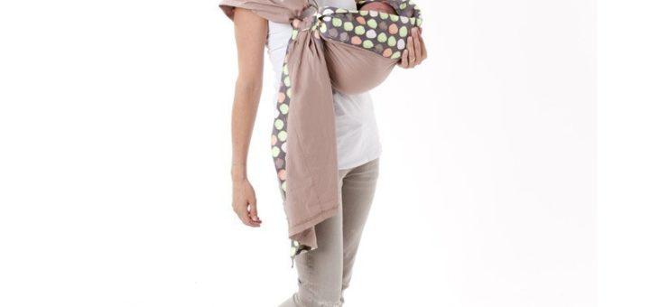 Echarpe de portage babymoov avec anneau - pi ti li fba2cb459de