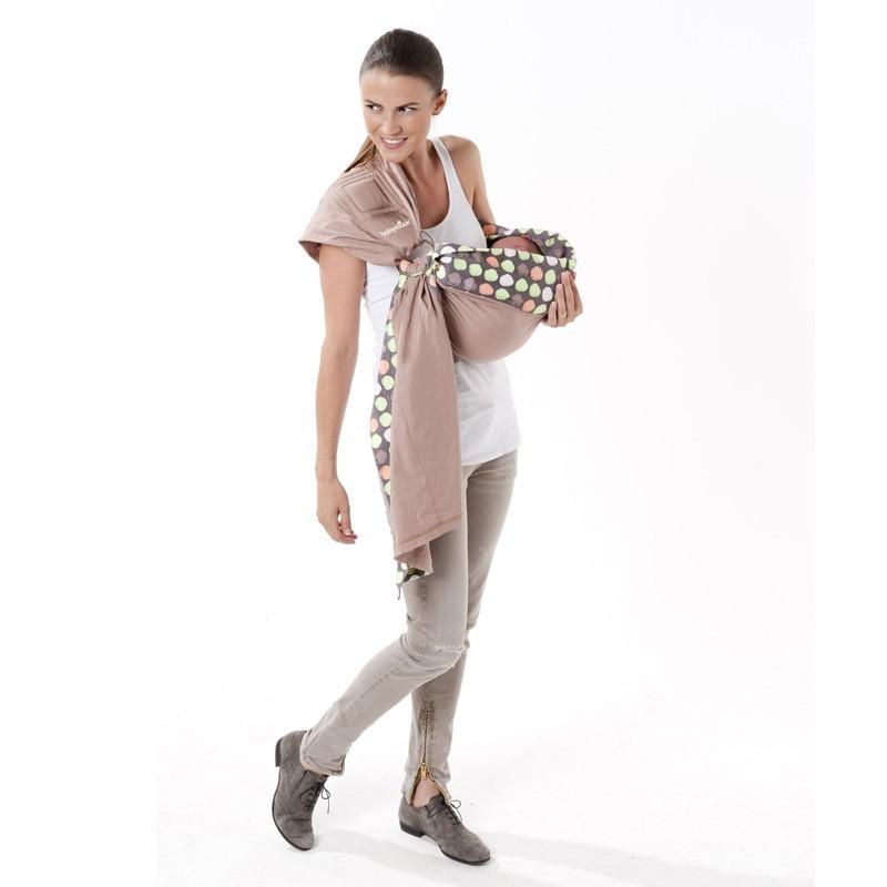 Echarpe de portage avec anneau babymoov - Idée pour s habiller ace220a04db