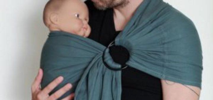 23fa8e0d06a Echarpe de portage porte bébé - pi ti li
